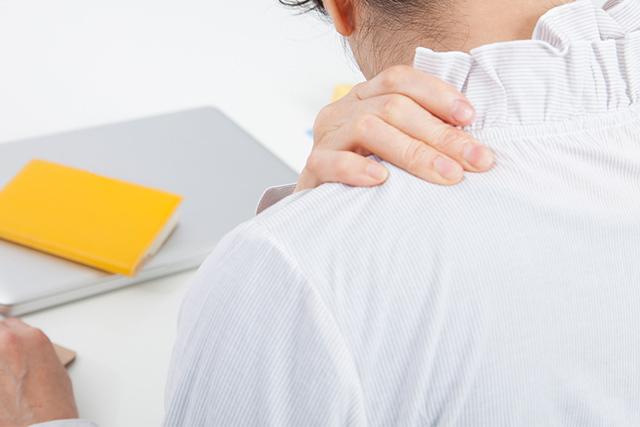首肩痛 T様 50代